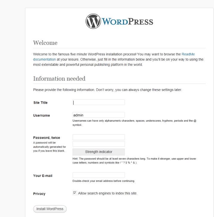instalacion-wordpress