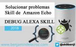 debug Alexa skill
