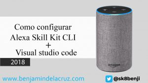 Como configurar Alexa Skills Kit CLI (ASK-CLI)